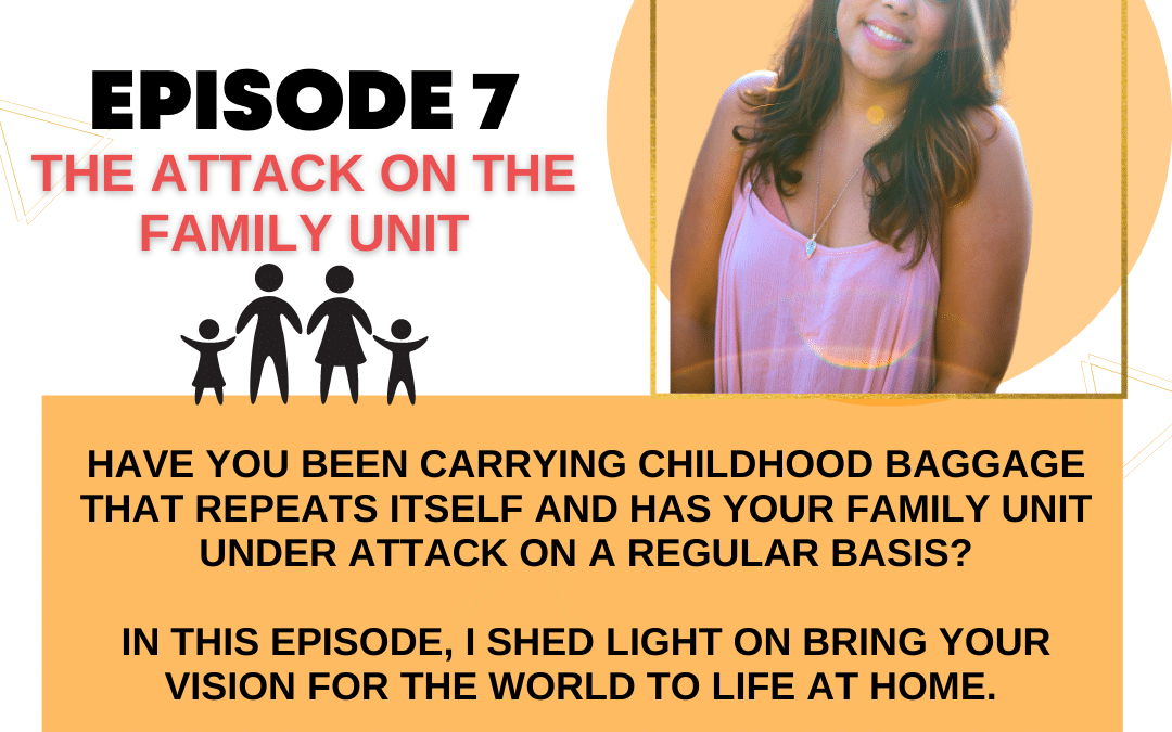 Episode 7: The Attack on the Family Unit